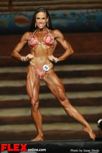 Jillian Reville - IFBB Europa Supershow Dallas 2013 - Women's Physique