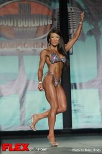 Kiana Phi - 2013 Tampa Pro - Figure