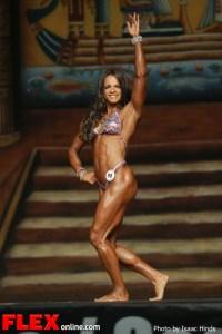 Jennifer Robinson - IFBB Europa Supershow Dallas 2013 - Women's Physique