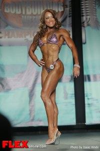 Tamara Ribeiro Bailey - 2013 Tampa Pro - Figure