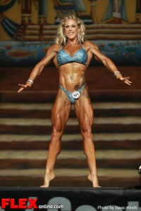Ida Sefland - IFBB Europa Supershow Dallas 2013 - Women's Physique