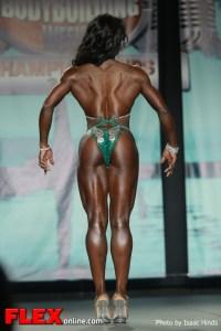 Cinderella Richardson - 2013 Tampa Pro - Figure