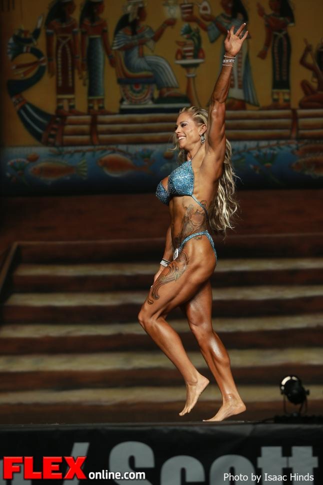 Ida Sefland - IFBB Europa Supershow Dallas 2013 - Women's Physique