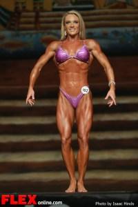 Joele Smith - IFBB Europa Supershow Dallas 2013 - Women's Physique