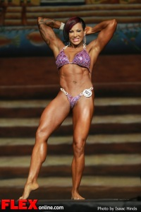 Mikaila Soto - IFBB Europa Supershow Dallas 2013 - Women's Physique