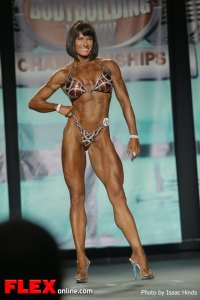 Jennifer Taylor - 2013 Tampa Pro - Figure