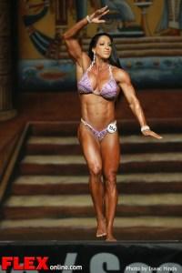 Michelle Trap - IFBB Europa Supershow Dallas 2013 - Women's Physique