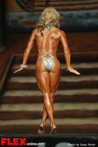 Lindy Waid - IFBB Europa Supershow Dallas 2013 - Women's Physique