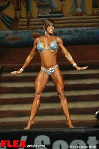 Stephanie Willes - IFBB Europa Supershow Dallas 2013 - Women's Physique