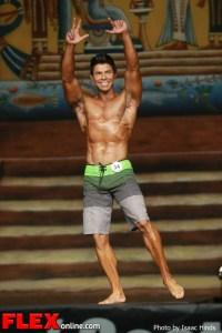 Miguel Martinez - IFBB Europa Supershow Dallas 2013 - Physique