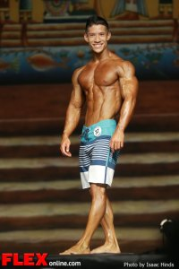 John Nguyen - IFBB Europa Supershow Dallas 2013 - Physique