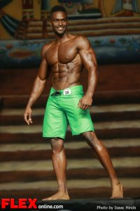 Rodney Razor - IFBB Europa Supershow Dallas 2013 - Physique