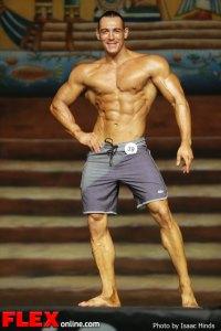 Ani Pean Saliasi - IFBB Europa Supershow Dallas 2013 - Physique