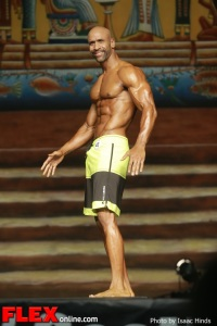 Derrick Wade - IFBB Europa Supershow Dallas 2013 - Physique