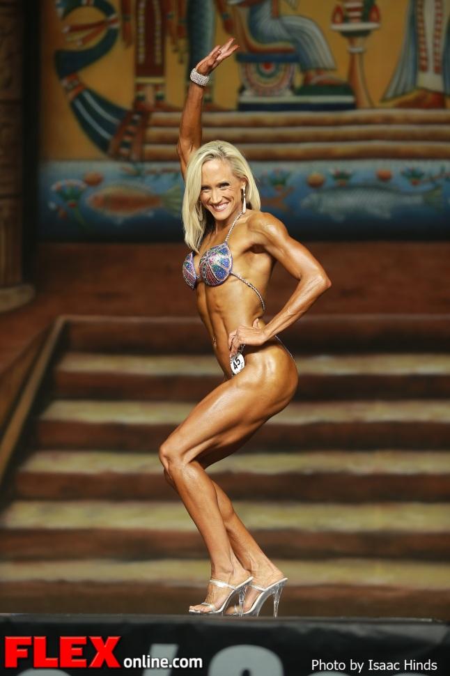 Victoria Adelus - IFBB Europa Supershow Dallas 2013 - Figure