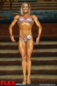 Dana Ambrose - IFBB Europa Supershow Dallas 2013 - Figure