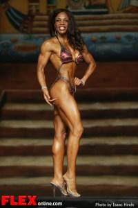Mayla Ash - IFBB Europa Supershow Dallas 2013 - Figure