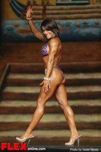Jennifer Baker - IFBB Europa Supershow Dallas 2013 - Figure