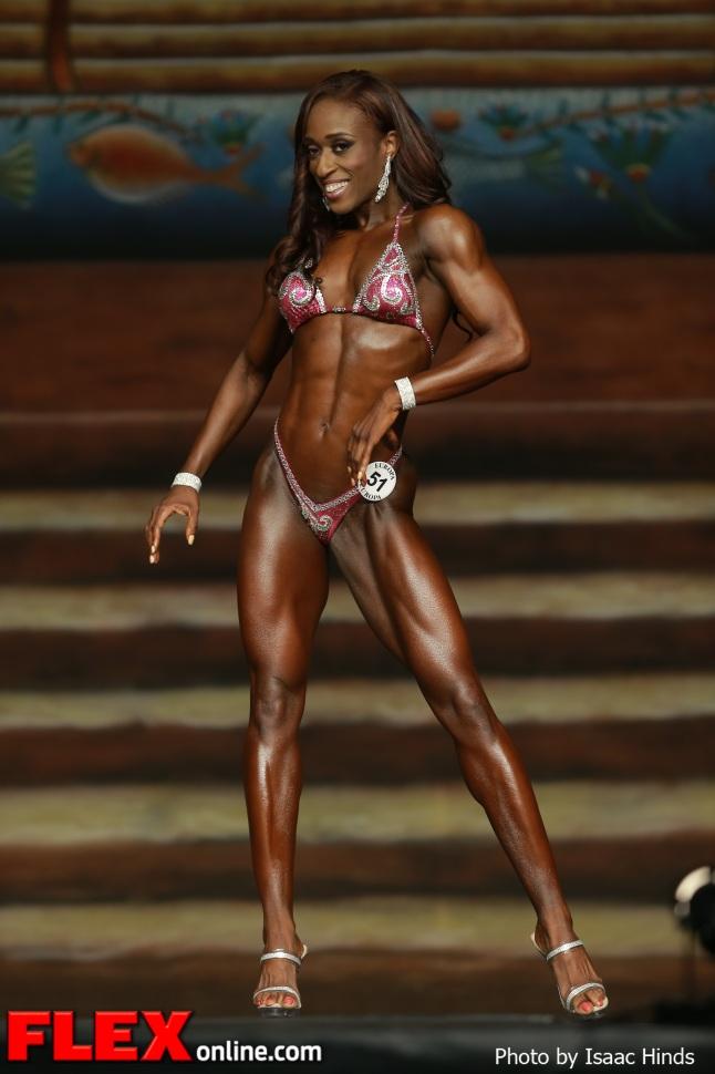 Chaya Boone - IFBB Europa Supershow Dallas 2013 - Figure