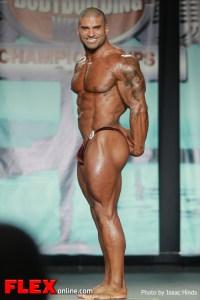 Santana Anderson - 2013 Tampa Pro - Bodybuilding