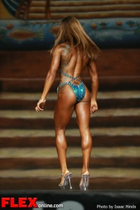 Andrea Calhoun - IFBB Europa Supershow Dallas 2013 - Figure