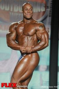 Jeff Beckham - 2013 Tampa Pro - Bodybuilding