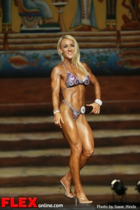 Jessie Hilgenberg - IFBB Europa Supershow Dallas 2013 - Figure
