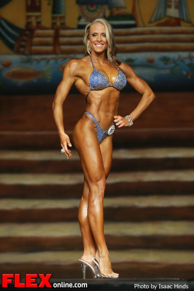 Dawn Hinz Pugh - IFBB Europa Supershow Dallas 2013 - Figure