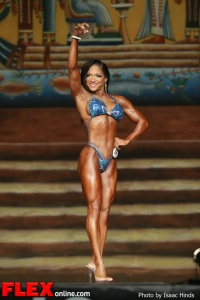 Candice John - IFBB Europa Supershow Dallas 2013 - Figure