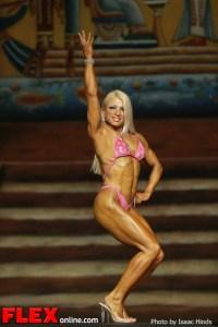 Eleni Kritikopoulou - IFBB Europa Supershow Dallas 2013 - Figure