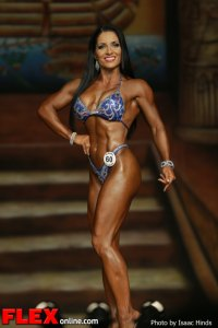 Tatiana Koshman - IFBB Europa Supershow Dallas 2013 - Figure