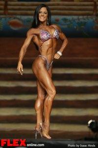 Julie Mayer Hyman - IFBB Europa Supershow Dallas 2013 - Figure