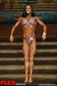 Julie Mayer Hyman - IFBB Europa Supershow Dallas 2013 - Figure