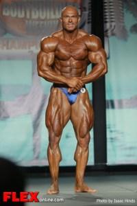 Tomas Bures - 2013 Tampa Pro - Bodybuilding