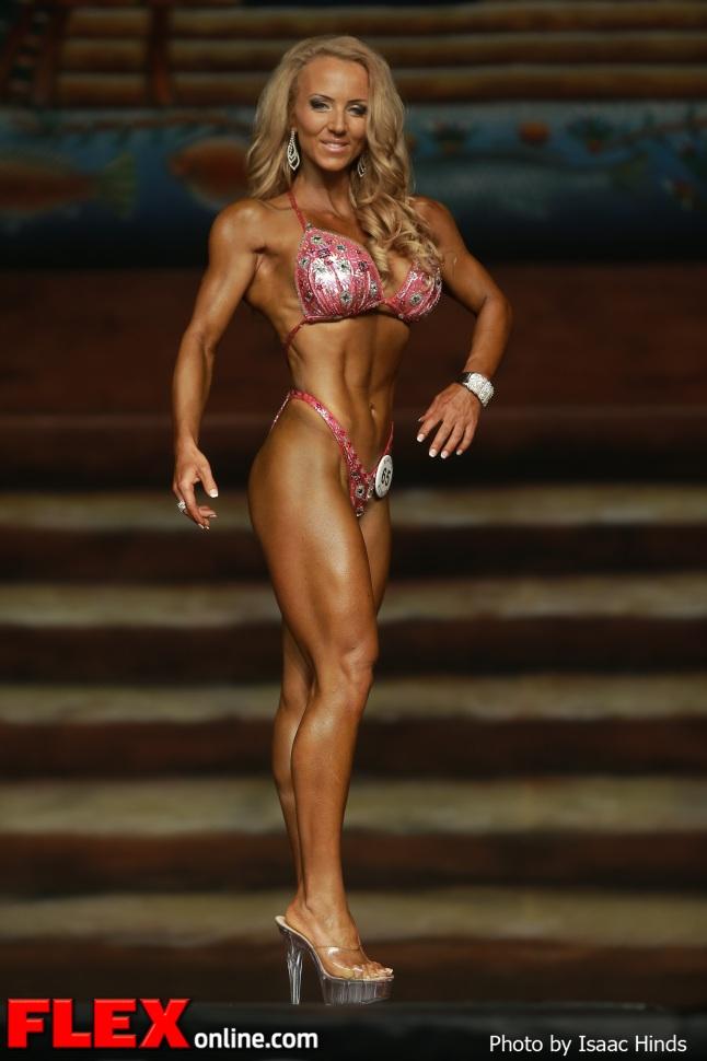 Natalie Revajova Leanrtova - IFBB Europa Supershow Dallas 2013 - Figure