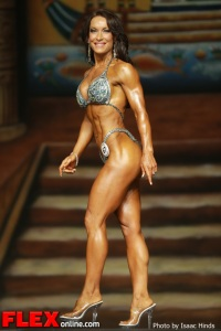 Denise Rose - IFBB Europa Supershow Dallas 2013 - Figure