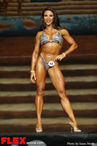 Agnese Russo - IFBB Europa Supershow Dallas 2013 - Figure