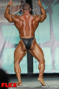 Joe DeRousie - 2013 Tampa Pro - Bodybuilding