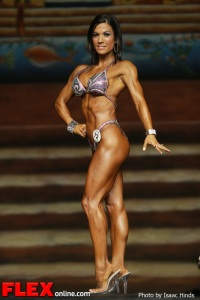 Megan Wyble - IFBB Europa Supershow Dallas 2013 - Figure