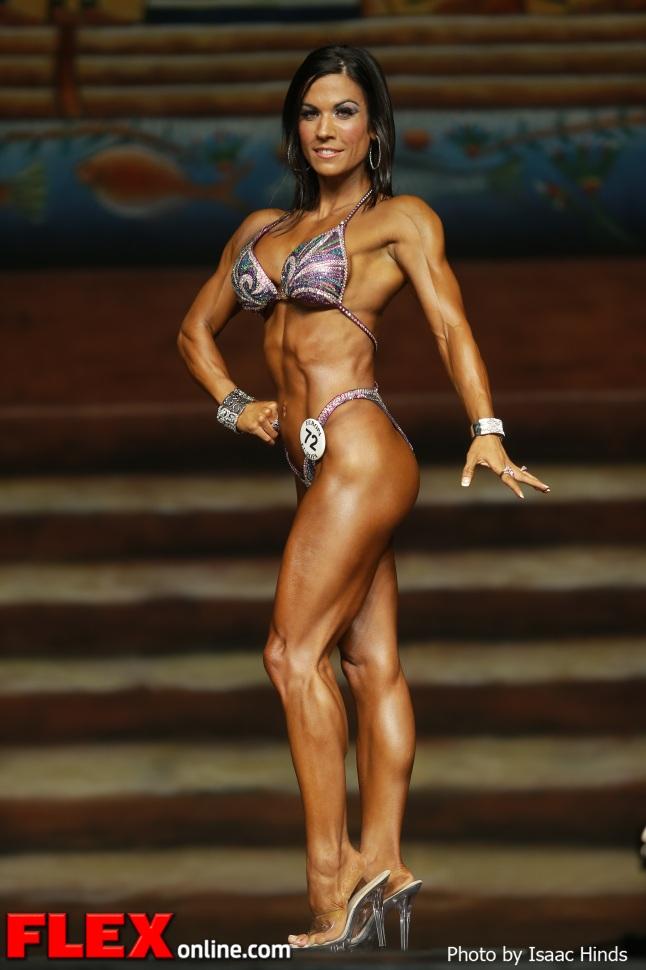 Megan Wyble - IFBB Europa Supershow Dallas 2013 - Figure