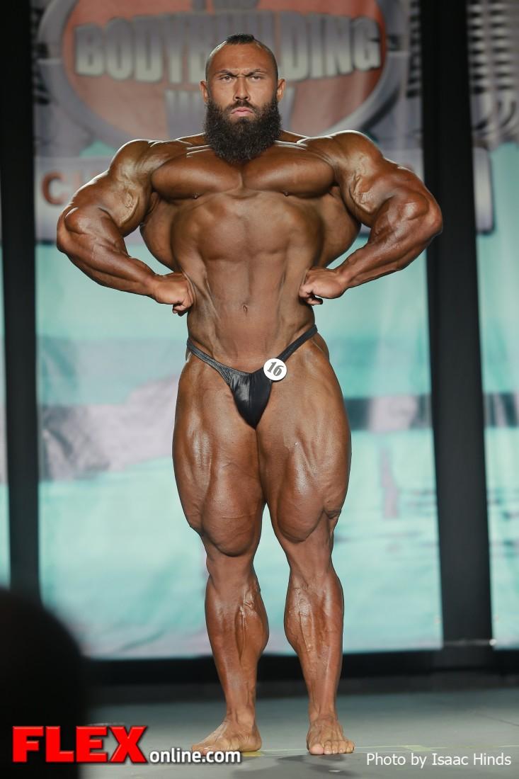 Jason Huh - 2013 Tampa Pro - Bodybuilding
