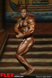Lionel Beyeke - IFBB Europa Supershow Dallas 2013 - Men's Open