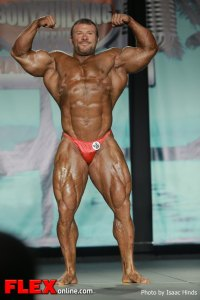 Alexandre Nataf - 2013 Tampa Pro - Bodybuilding