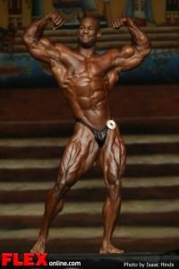Stephen Frazier - IFBB Europa Supershow Dallas 2013 - Men's Open