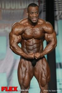 Essa Obiad - 2013 Tampa Pro - Bodybuilding