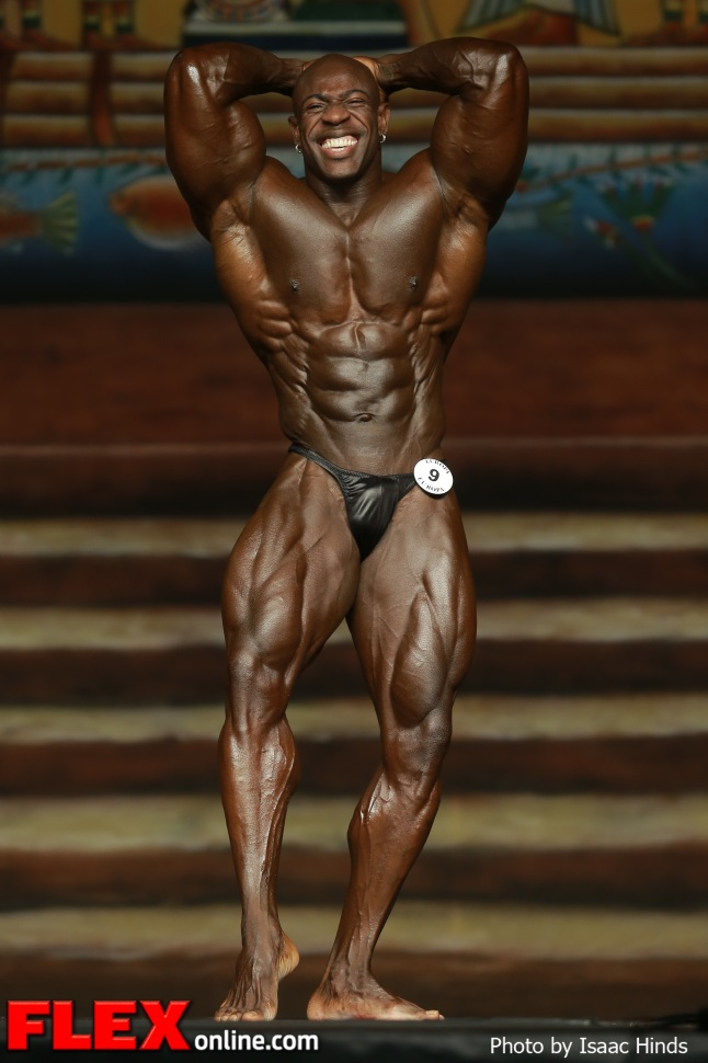 Drew Jemmott - IFBB Europa Supershow Dallas 2013 - Men's Open