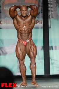 Manuel Romero - 2013 Tampa Pro - Bodybuilding