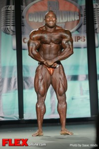 Keith Williams - 2013 Tampa Pro - Bodybuilding