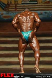 Essa Obiad - IFBB Europa Supershow Dallas 2013 - Men's Open