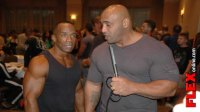IFBB Pro Steven Burke Interview at 2013 PBW Tampa